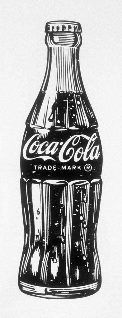 vintage coca cola bottle drawing google search cosas  comprar bottle drawing coca
