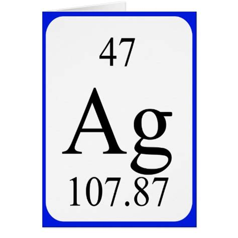 Element 47 Periodic Table by Silver Periodic Table Symbol Www Imgkid The Image