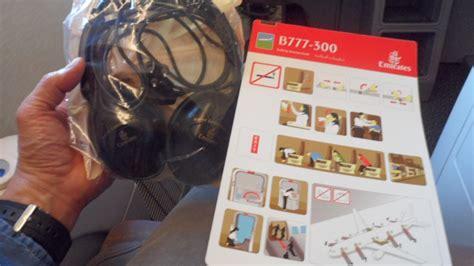 Mise En Sécurité électrique 4896 by Review Of Emirates Flight From To Dubai In Business