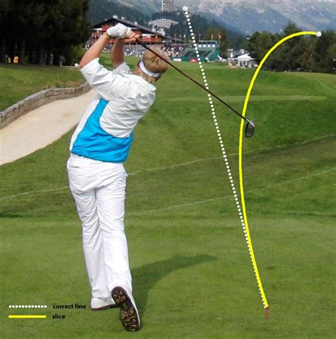 golf swing slice 3 simple tips to cure your slice