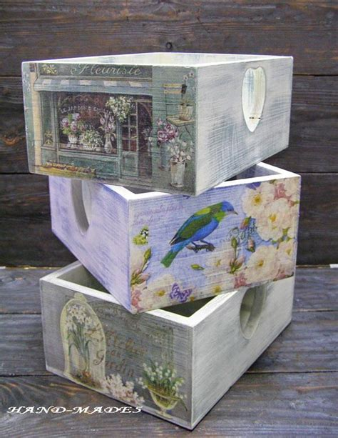 Decoupage Boxes Ideas - 570 best images about decoupage application on