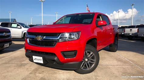 2019 Chevrolet Colorado by 2019 Chevrolet Colorado V6 Towing Capacity Chevrolet