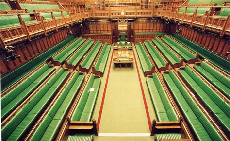 british house of commons house of commons chamber elevated view the house of