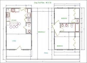Dogtrot House Floor Plan Lssm13 Trot Plan Lonestar Builders