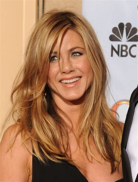 jennifer aniston half up half down hairstyles trendy summer hairstyles for 2013 wavy hairstyles