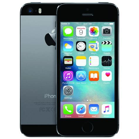 iphone 5s iphone 5s 32gb space grey cpo