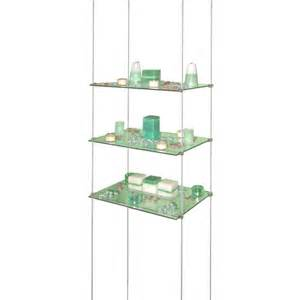 suspended glass shelves suspended glass shelves