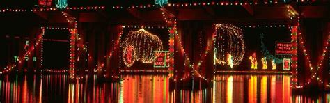 Natchitoches Lights by Louisiana Digital Media Archive