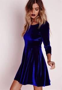 25 best ideas about blue velvet dress on pinterest