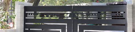 Portail De Maison Moderne by Prix Portail Moderne Budget Maison