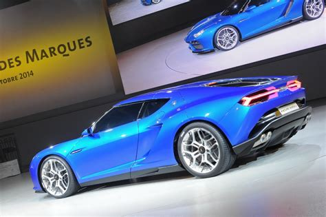 lamborghini asterion side view meet the most powerful lamborghini in history asterion