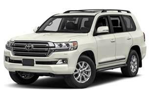 Toyota Landcruiser Suv New 2017 Toyota Land Cruiser Price Photos Reviews