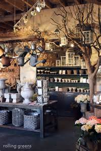 rustic home decor stores tree as store prop love the rustic elements a