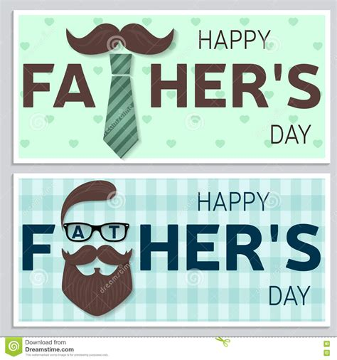 fathers day posters set of happy s day greeting cards happy fathers