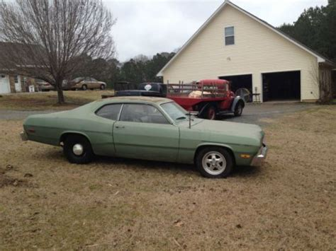 1976 plymouth duster for sale purchase used 1976 plymouth duster in calhoun louisiana