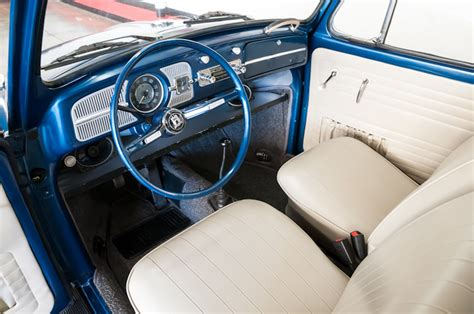 Vw Bug Upholstery by 1965 Volkswagen Beetle Interior Pictures Cargurus