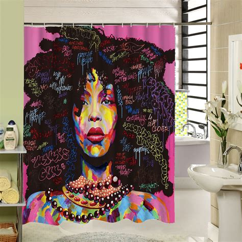 painting a shower curtain custom painting shower curtain and design jessica color