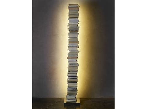illuminazione libreria libreria autoportante con illuminazione ptolomeo luce