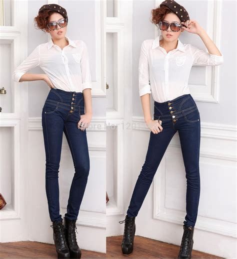 are skinny jeans still in style 2014 2015 2015 fashion high waist jeans female high waist skinny