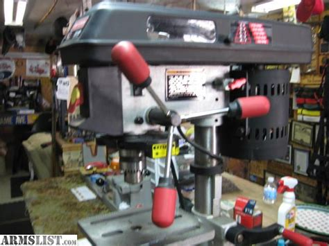 craftsman 10 bench drill press armslist for sale trade craftsman 10 quot bench drill