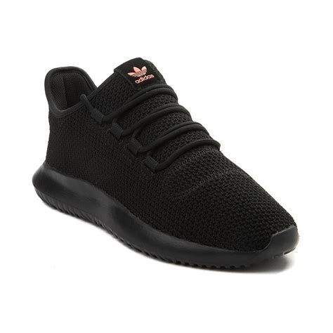 womens adidas tubular shadow athletic shoe black