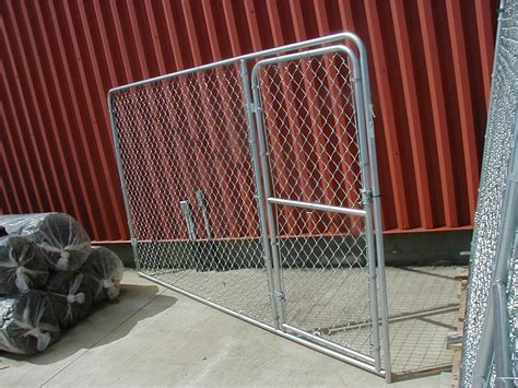 chain link kennel panels chain link kennel panels pictures to pin on pinsdaddy