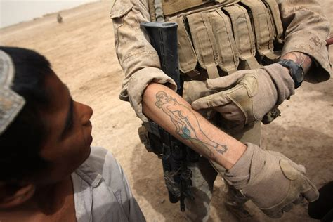 marine tattoo policy marine corps tatoo policy