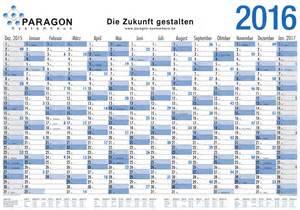 Kalender Jahresplan Jahresplaner F 252 R Das Jahr 2016 Kalenderproduktion Ebertin