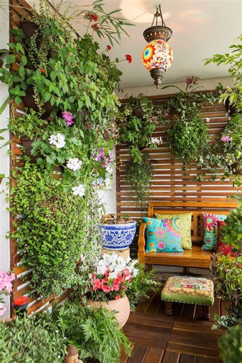 Vertical Garden Decoration by 6 Creative Ways To Make Beautiful Balcony Garden House