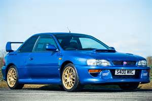 Subaru 22b Sti 1998 Subaru Impreza Sti 22b Expected To Sell For 100 000