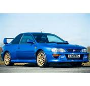 1998 Subaru Impreza STI 22B Expected To Sell For $100000 At Auction