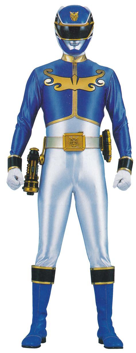 Noah Carver Blue Megaforce Ranger Morphin Legacy