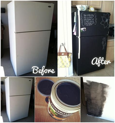 diy chalkboard painting diy chalkboard painting on your fridge home design