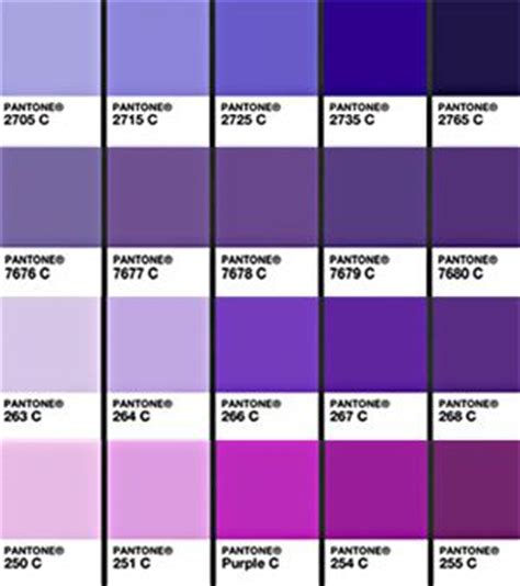 shades of purple chart pms plum purple pantone purples purple pinterest