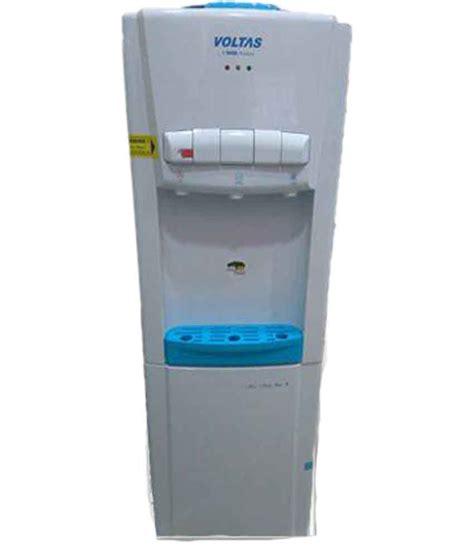 Water Dispenser Voltas Voltas Mini Magic Plus R 3 Ltr Cold Water Dispenser White Price In India Buy Voltas