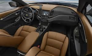 Chevrolet Impala Inside Car And Driver