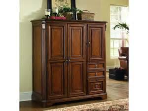 Credenza Units Hooker Furniture Home Office Brookhaven Computer Cabinet