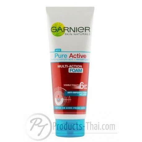 Garnier Foam 100ml garnier thai garnier active multi foam 100ml