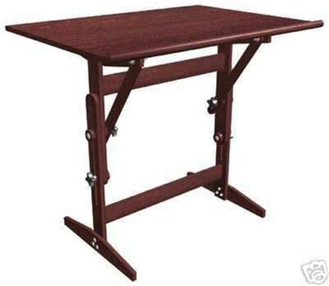 Building A Drafting Table Adjustable Drafting Table Plans Pdf Woodworking