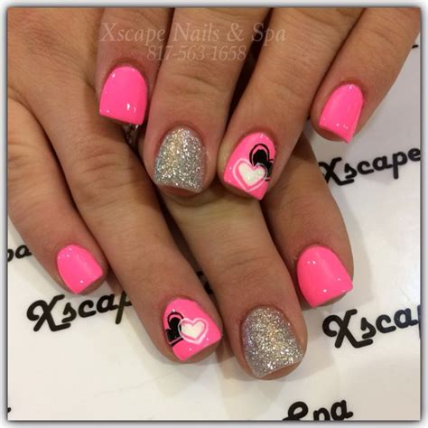 fingernail design ideas nail designs for valentines day how you can do it