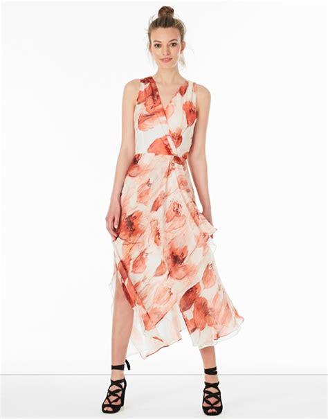 Yellow Silk Dress 31033 yellow silk dress ss2017 roberto verino