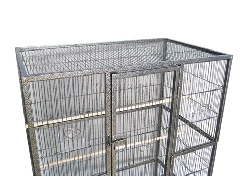 large bird cages foxhunter large metal bird cage with stand aviary parrot
