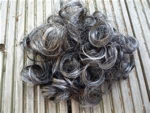 salt and pepper in hair extentions scrunchie hair extension pony grey salt pepper curly up