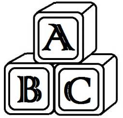 House Project by Abc Clip Art Black And White Free Clipart Images 5 Image