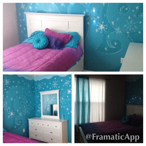 Frozen Bedroom Decor by Quot Frozen Quot Theme Bedroom House