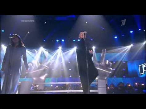 nargiz zakirova performs the show must go on the voice russia nargiz zakirova ft sharip umhanov still loving you doovi
