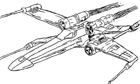 x wing starfighter coloring page free coloring pages of x wing