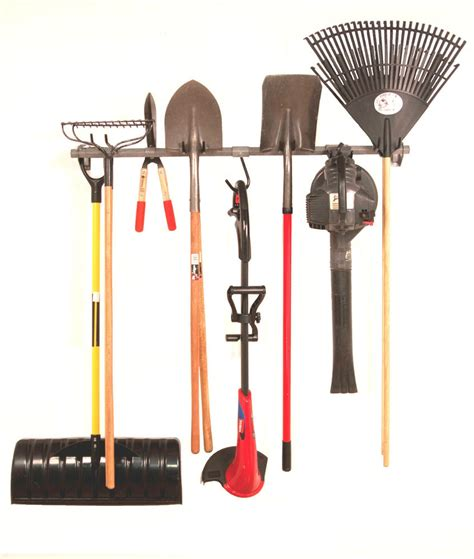 Hang Garden Tools In Garage by Monkey Bars Storage Sys Large Garden Tool Wall Mounted