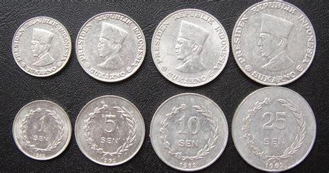 Koin Kuno Soekarno Uang Kuno Di Surabaya Koin Sukarno