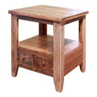 antique pine end tables rustic pine end table antique rc willey furniture store